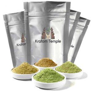 KRATOM POWDER 4 OZ SAMPLER PACK