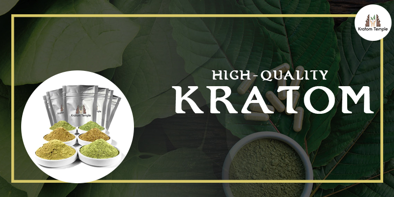 How does Kratom help relieve stress?