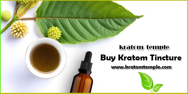Kratom Tincture and Why it is One of the Best Kratom Extracts