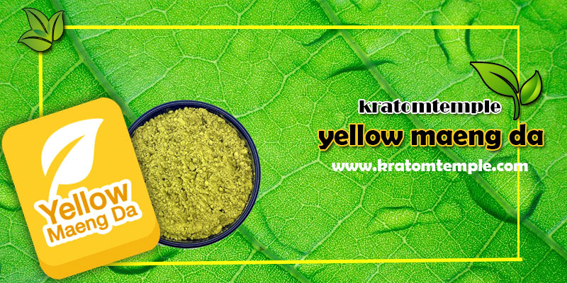 The Unique Yellow Maeng Da and Some of its Amazing Benefits