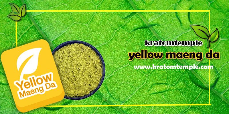 yellow Maeng da