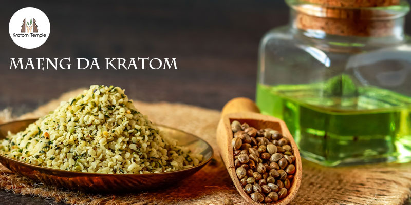 Attain Euphoria with Maeng Da Kratom & Red Bali Kratom Strain