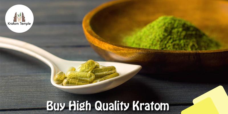 high quality kratom
