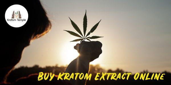 buy kratom extract online